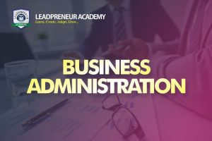 Distance Learning. B.A Business Administration