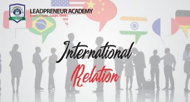 B.A international relationsip