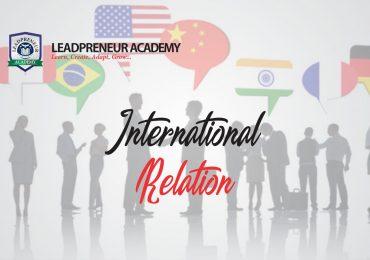 INTERNATIONAL RELATIONS 100 LEVEL