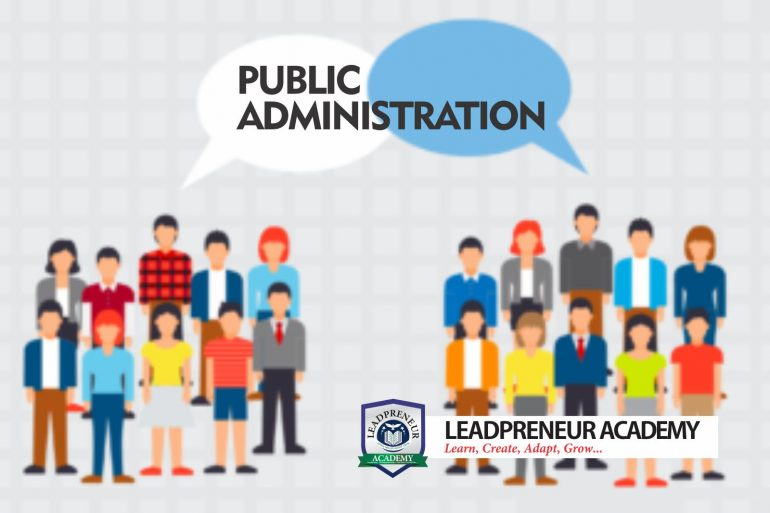public administration bsc