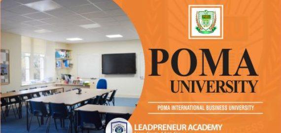 POMA INTERNATIONAL BUSINESS UNIVERSITY (PIBU)