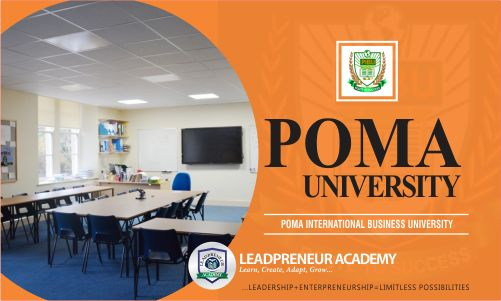 POMA INTERNATIONAL BUSINESS UNIVERSITY (PIBU)