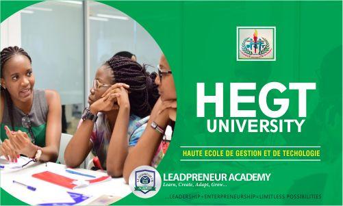hegt university cotonou benin republic
