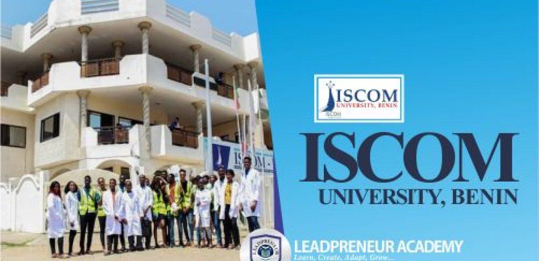 INSTITUT SUPERIEUR DE COMMUNICATION D'ORGANIZATION DE MANAGEMENT: ISCOM
