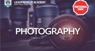 Distance learning Photography