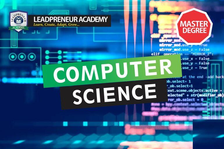 COMPUTER SCIENCE MASTERS PROGRAM