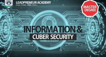 information and cyber security masters program