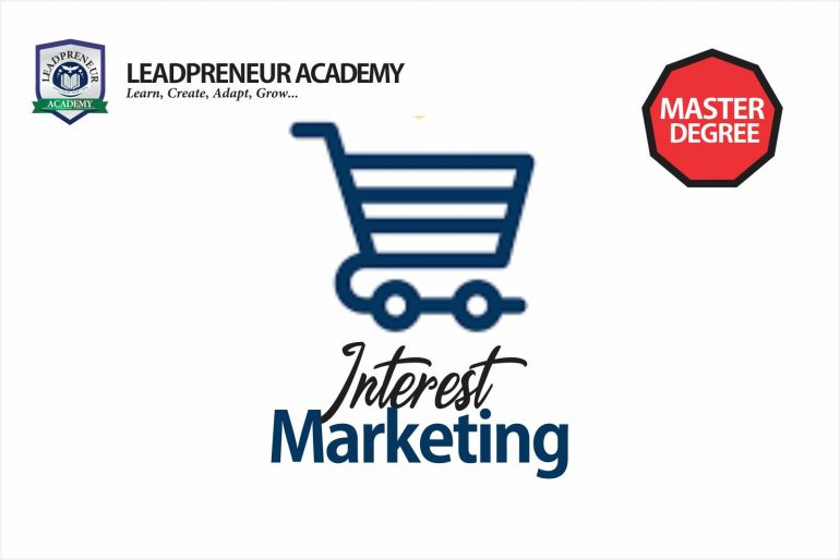 internet marketing masters program