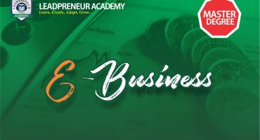 Distance learning E-Business