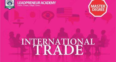 M.A International Trade