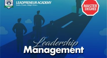 leadership management masters program