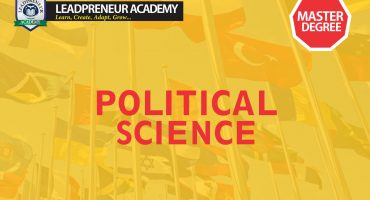 political science masters program