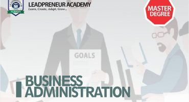 BUSINESS ADMINISTRATION MASTERS PROGRAM