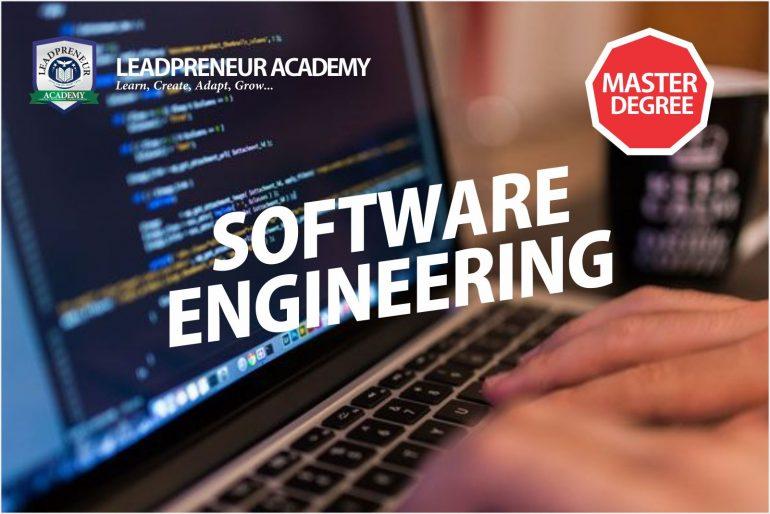 software engineering masters program