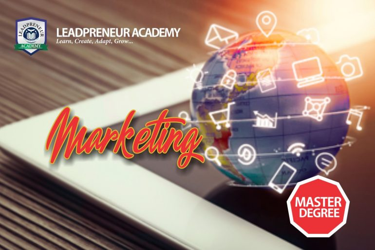 marketing masters program