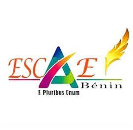 escae benin university logo