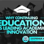 why continuing education is leading acedemic innovation