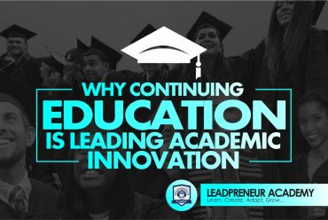 Why Continuing Education is Leading Academic Innovation