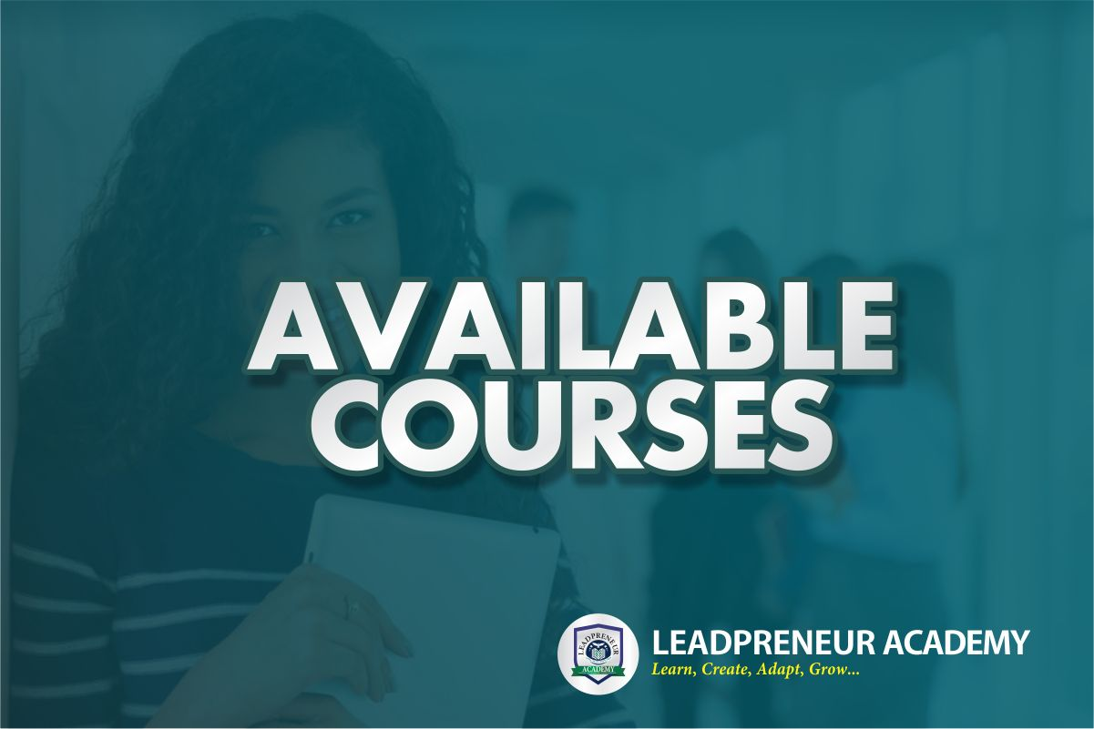 available courses