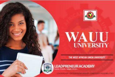 WEST AFRICAN UNION UNIVERSITY (WAUU)