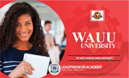 WEST AFRICAN UNION UNIVERSITY (WAUU) - Leadpreneur Academy