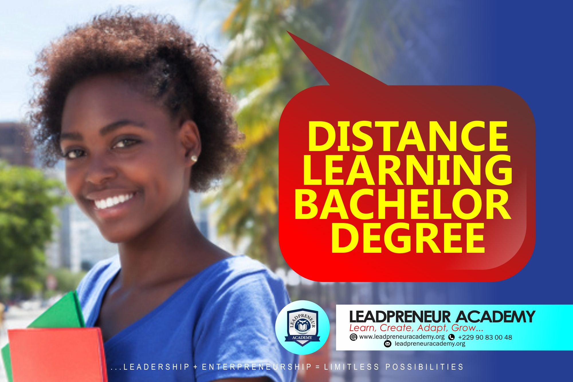 distance learning bachelor degree on leadpreneur academy