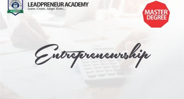 MS.c Entrepreneurship