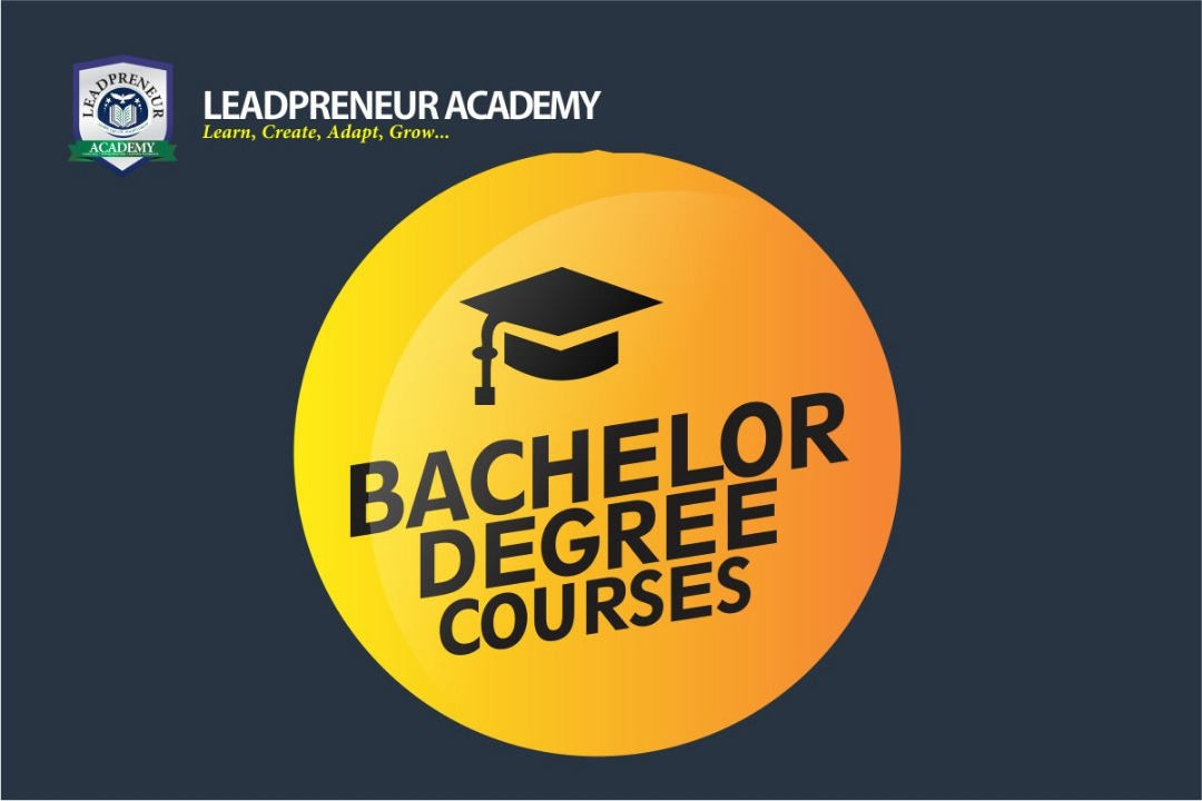 Bachelor Degree Courses