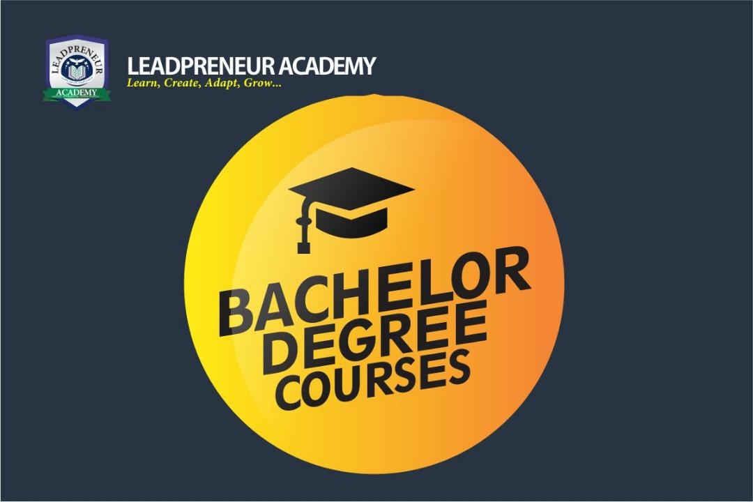 Bachelor Degree Courses