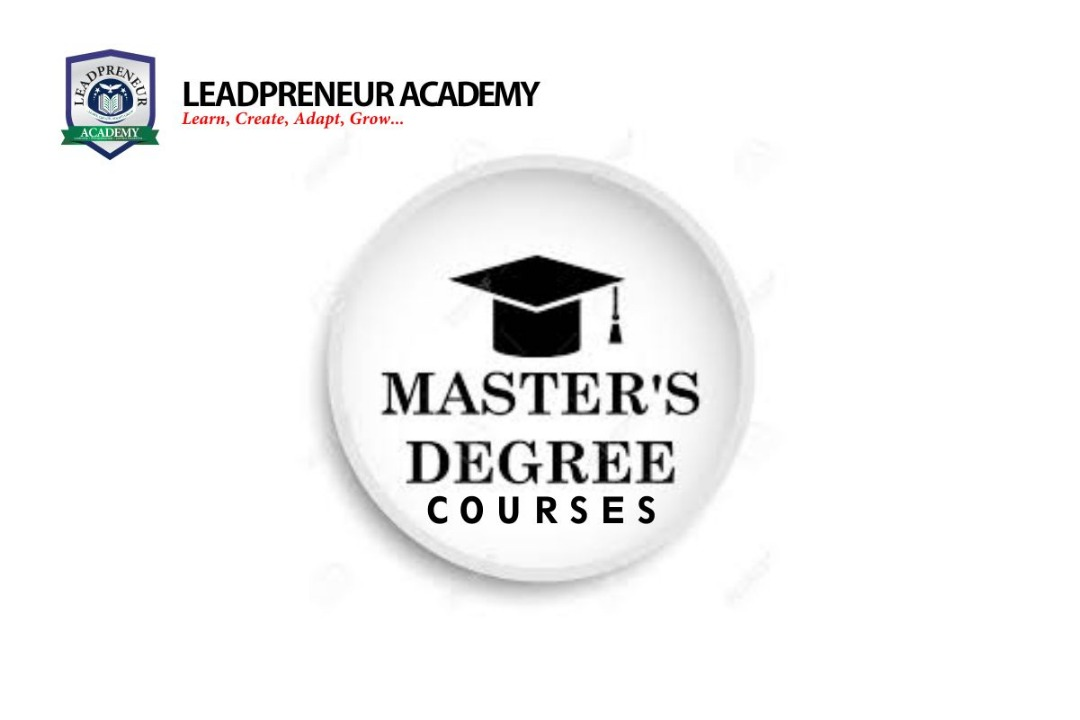 leadpreneur academy masters courses