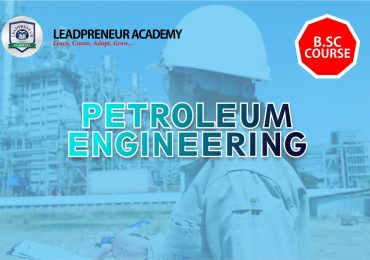 BSC PETROLEUM ENGINEERING 300LEVEL