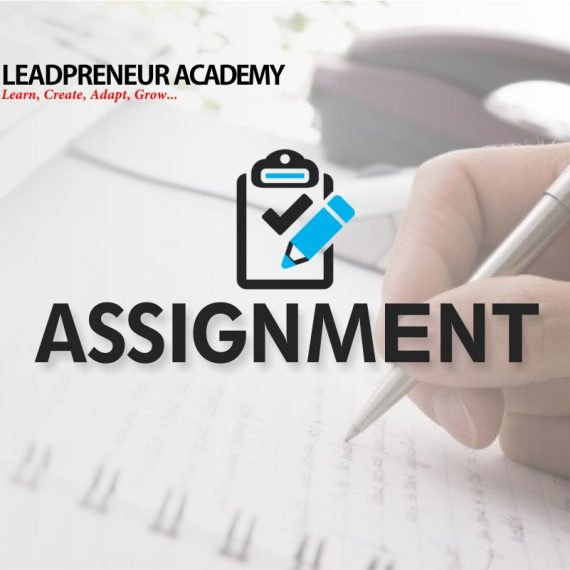 Assignment and Examination Update