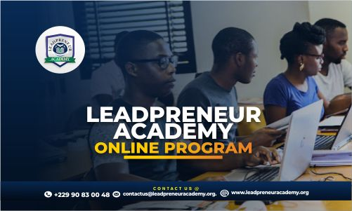 Leadpreneur academy degree program
