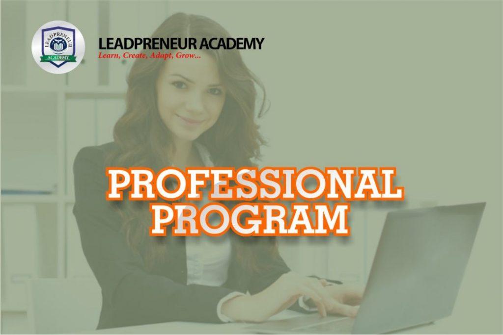 leadpreneur academy free professional program