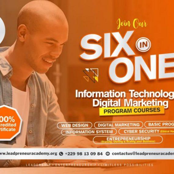 Information Technology & Digital Marketing