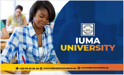 IUMA university online degree program