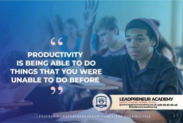 10 DAILY LEADERSHIP HABITS FOR PRODUCTIVITY