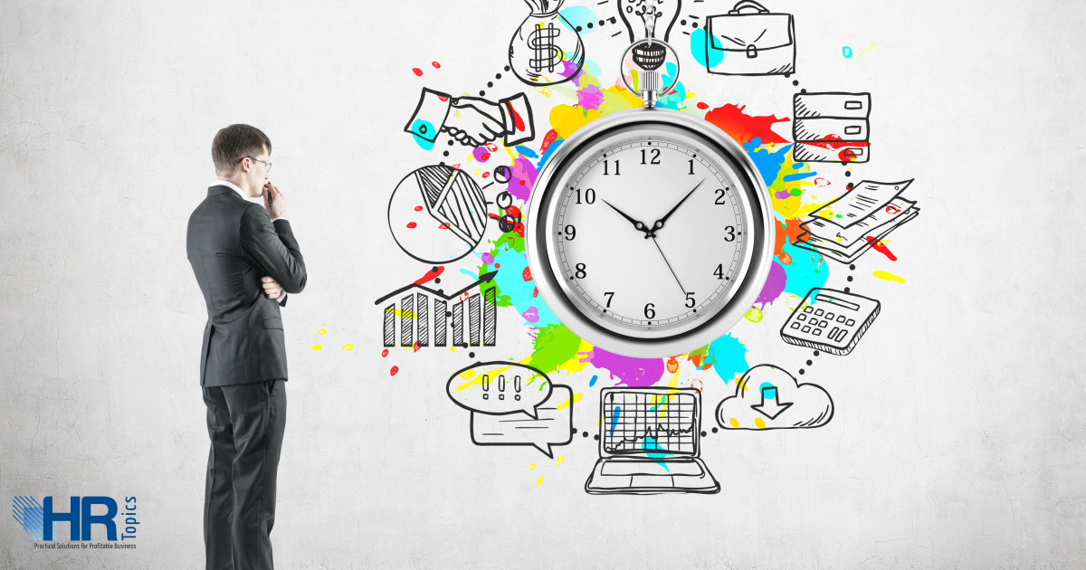 benefits of time managements