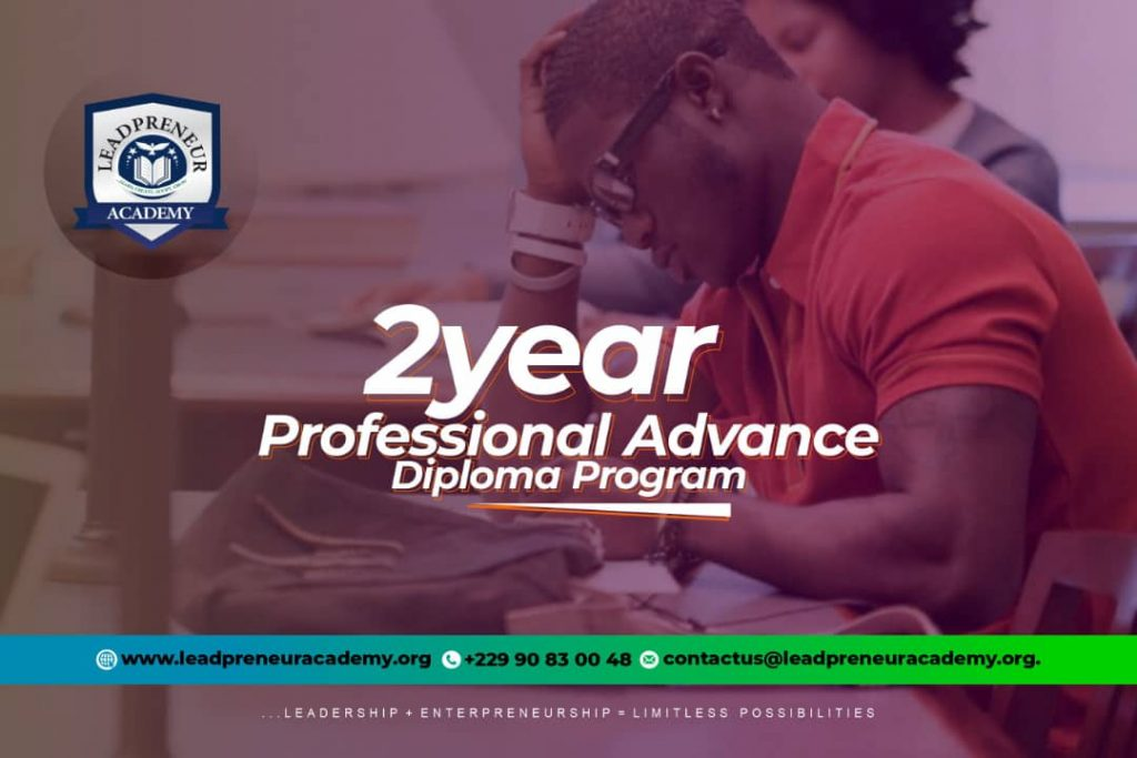Professional Diploma Program in Benin Republic