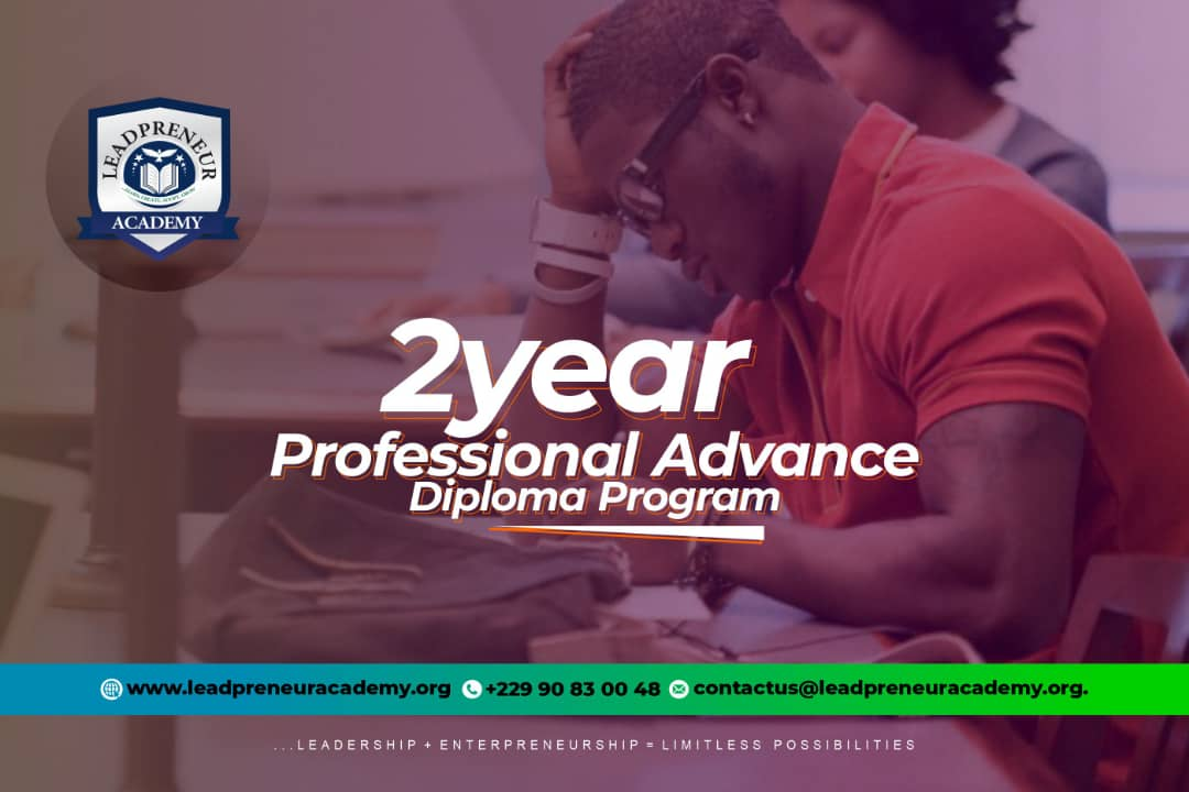 advanced diploma program in Benin Republic
