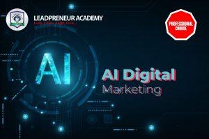 Artificial inteligence digital marketing