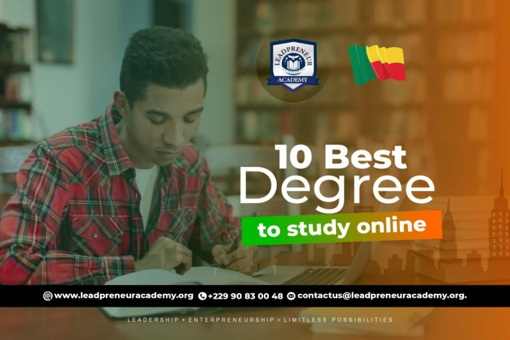 10 Best Degree To Study Online