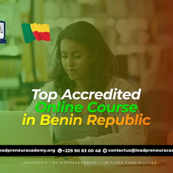 Top Accredited Online Course In Benin Republic