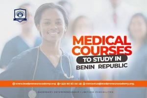 Medical courses to study in Benin Republic
