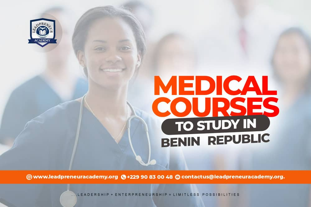universities in cotonou offering medicine & nursing