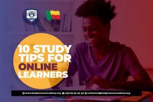 10 Tips for online learners