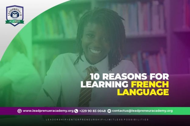 reasons to learn french in benin republic, leadpreneur academy french courses