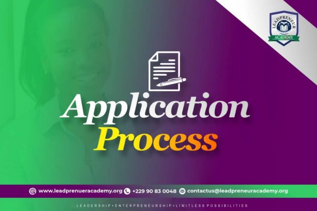 leadpreneur academy university admission and applications process