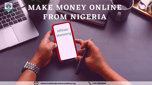 How to make money online from Nigeria