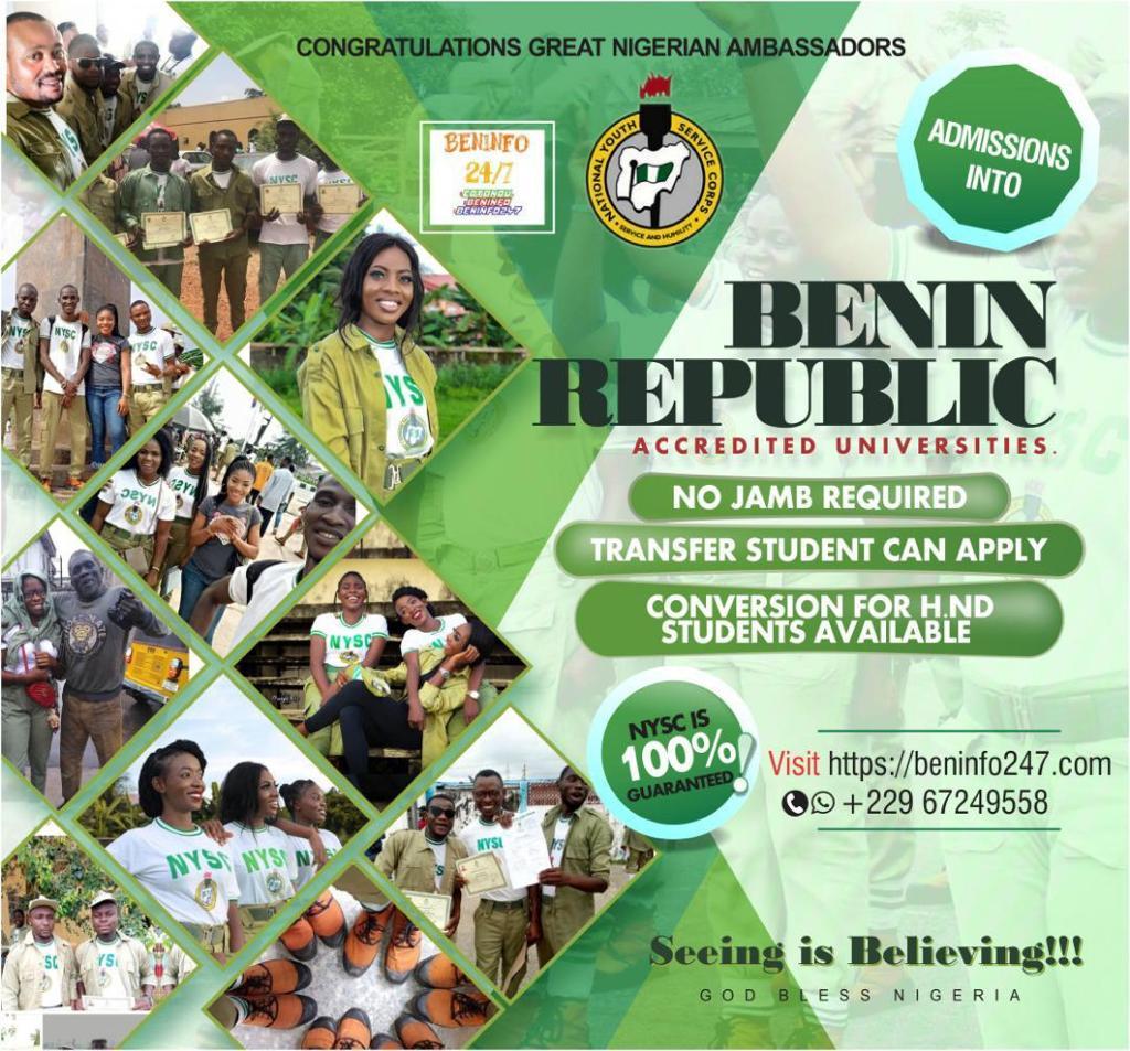 Leadpreneur Academy Benin Republic Application Form